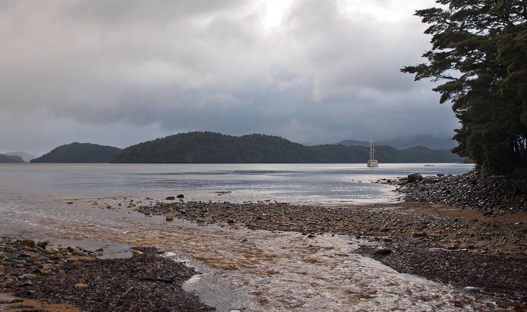 Cromarty, Kisbee Bay, Preservation Inlet, New Zealand