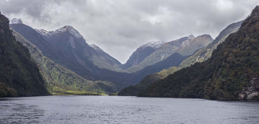 Deep Cove & Wilmot Pass, Doubtful Sound, Fiordland