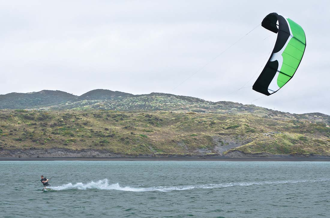 Kitesurfing nz