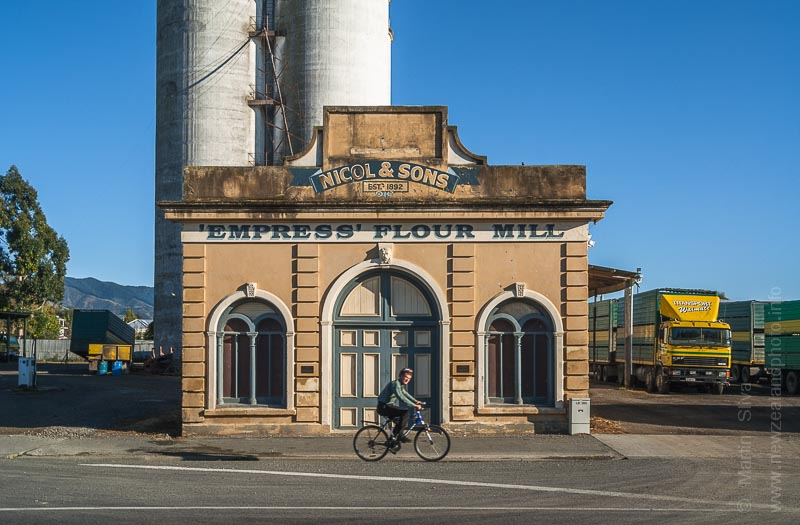 Empress Flour Mill, Waimate, New Zealand