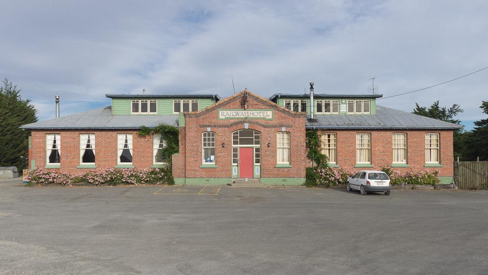 Mossburn Railway Hotel, Southland, New Zealand