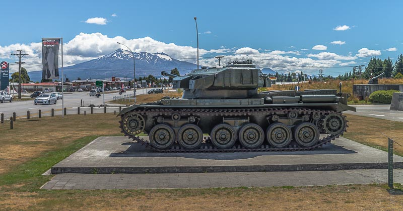 National Army Museum, Waiouru, New Zealand