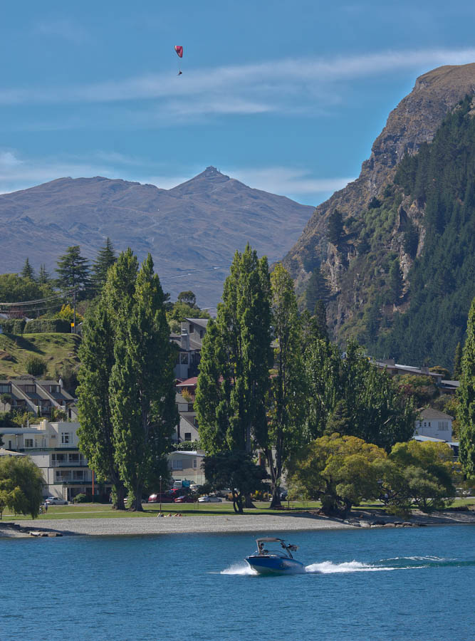 Queenstown and Coronet Peak, New Zealand