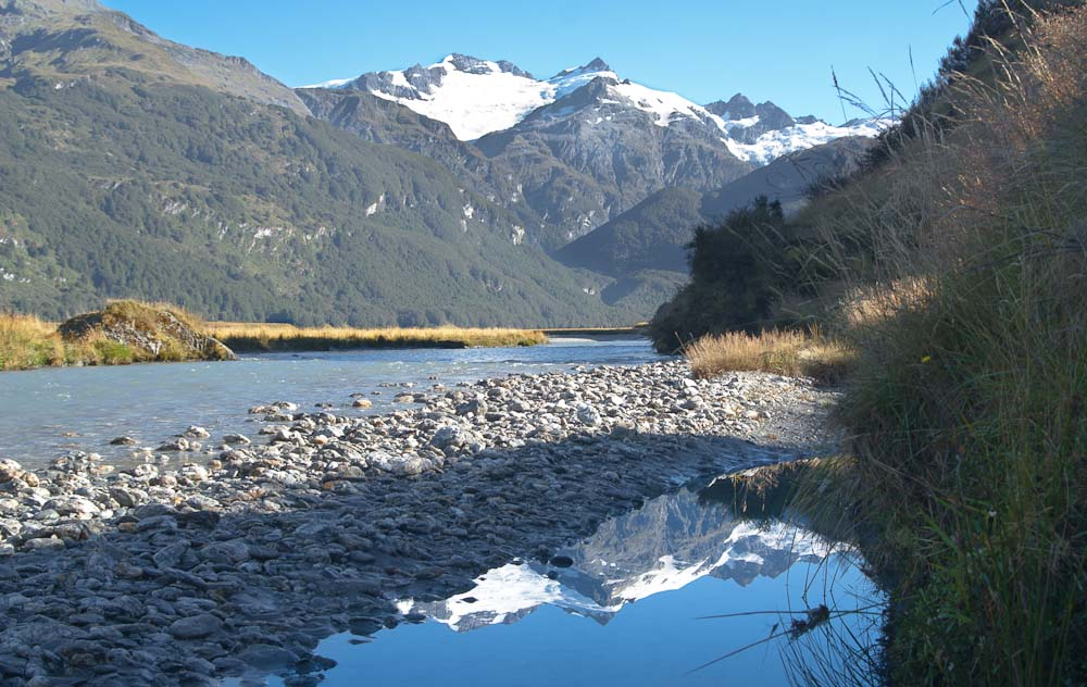 Rees River, Rees-Dart Track