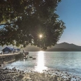 Akaroa Main Wharf, Banks Peninsula, New Zealand | photography