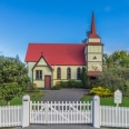 St Michael Anglican Church, Porangahau, Hawke's Bay | photography