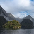 Doubtful Sound, entrance to Hall Arm, New Zealand | photography