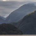Doubtful Sound - view of Wilmot Pass, Fiordland, New Zealand | photography