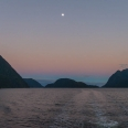 Doubtful Sound - morning dawn, Fiordland, New Zealand | photography
