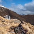 Heather Jock Hut, Whakaari Conservation Area, New Zealand | photography