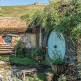 Hobbiton,  Alexander farm, New Zealand | photography