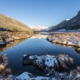 Lake Orbel, Takahe Valley, Murchison Mountains, New Zealand | photography