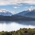 Lake Te Anau, Kepler and Murchison Mts, Fiordland, New Zealand | photography