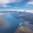 Lake Wakatipu and Queenstown, New Zealand | photography
