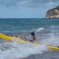 Kayak, Hahei, Coromandel Peninsula | photography