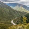 Kaweka Ranges and Ngaruroro River, New Zealand | photography
