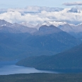 Lake Te Anau and Stuart Mountains, New Zealand | photography