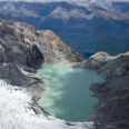 Donne Glacier, Mt Tutoko, Fiordland, New Zealand | photography