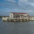 Okarito Wharf and Boat Shed, West Coast, New Zealand | photography