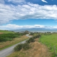 Monkey Island Rd, Te Waewae Bay, New Zealand | photography