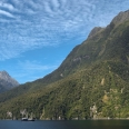 Mt Philipps, Milford Sound, Fiordland, New Zealand | photography