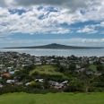 Mt Victoria - view of Rangitoto Island, Devonport, Auckland | photography