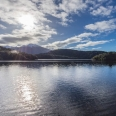 Islands of Middle Fiord, Lake Te Anau, Fiordland, New Zealand | photography