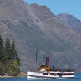 TSS Earnslaw, Cecil Peak, Queenstown, New Zealand | photography