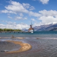 TSS Earnslaw in Glenorchy, Lake Wakatipu, New Zealand | photography
