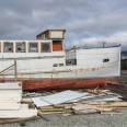 Steamship SS Tawera, Te Anau, Fiordland, New Zealand | photography