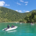 Pelorus Sound, Waterways Boating Safaris, New Zealand | photography
