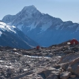 View of Aoraki / Mt Cook from Sealy Range | photography