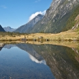 Prairie Lake, Milford Track, Fiordland, New Zealand | photography