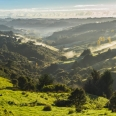 Puhoi - view from Noakes Hill, New Zealand | photography