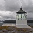 Puysegur Point lighthouse, Preservation Inlet, Fiordland, New... | photography