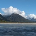 Dart River and Mt Earnslaw, New Zealand | photography