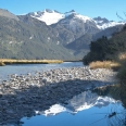 Rees River, Rees-Dart Track | photography