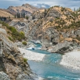 Shotover River, Skippers Canyon Jet, New Zealand | photography
