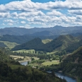 Whanganui River view from Aramoana, New Zealand | photography