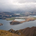 Roys Peak, view of Lake Wanaka, New Zealand | photography