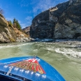 Skippers Canyon Jet on Shotover River, Queenstown, New Zealand | photography