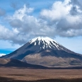 Mt Ngauruhoe, Tongariro National park, New Zealand | photography