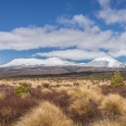 Mt Tongariro and Mt Ngauruhoe, New Zealand | photography