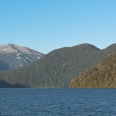 South West Arm of Middle Fiord, Lake Te Anau, Fiordland, , New... | photography