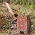 Tarawera Silver Mine and Smelter, Preservation Inlet, New Zealand | photography
