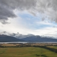 Evening moody view of Te Anau Basin, Fiordland, New Zealand | photography