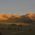 White Hill wind farm, Mossburn, New Zealand | photography