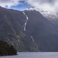 Browne Falls, Doubtful Sound, New Zealand | photography