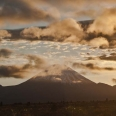 Sunrise over Tongariro National Park | photography