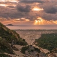 Sunset over Mason Bay, Stewart Island, New Zealand | photography